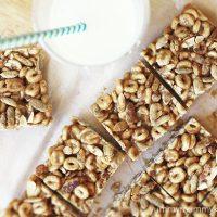 Cheerio Bars Recipe