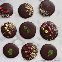 Easy Raw Vegan Chocolate Recipe