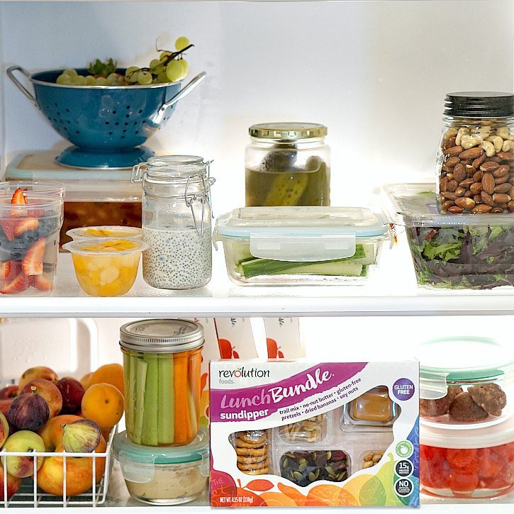 Yummy Mummy Kitchen: Real Food Refrigerator Prep For Busy Families