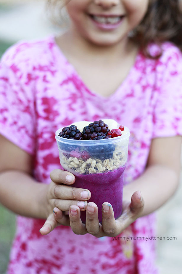 acai bowl for kids