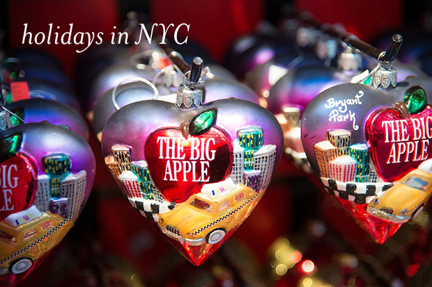 what to do with kids in new york at christmastime