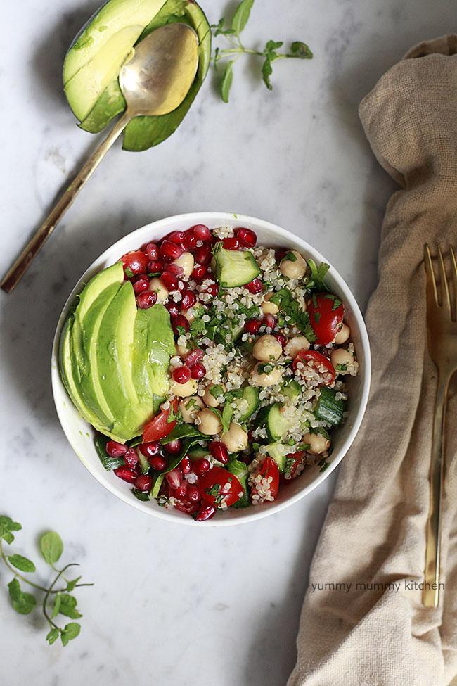 tabouli with quinoa recipe