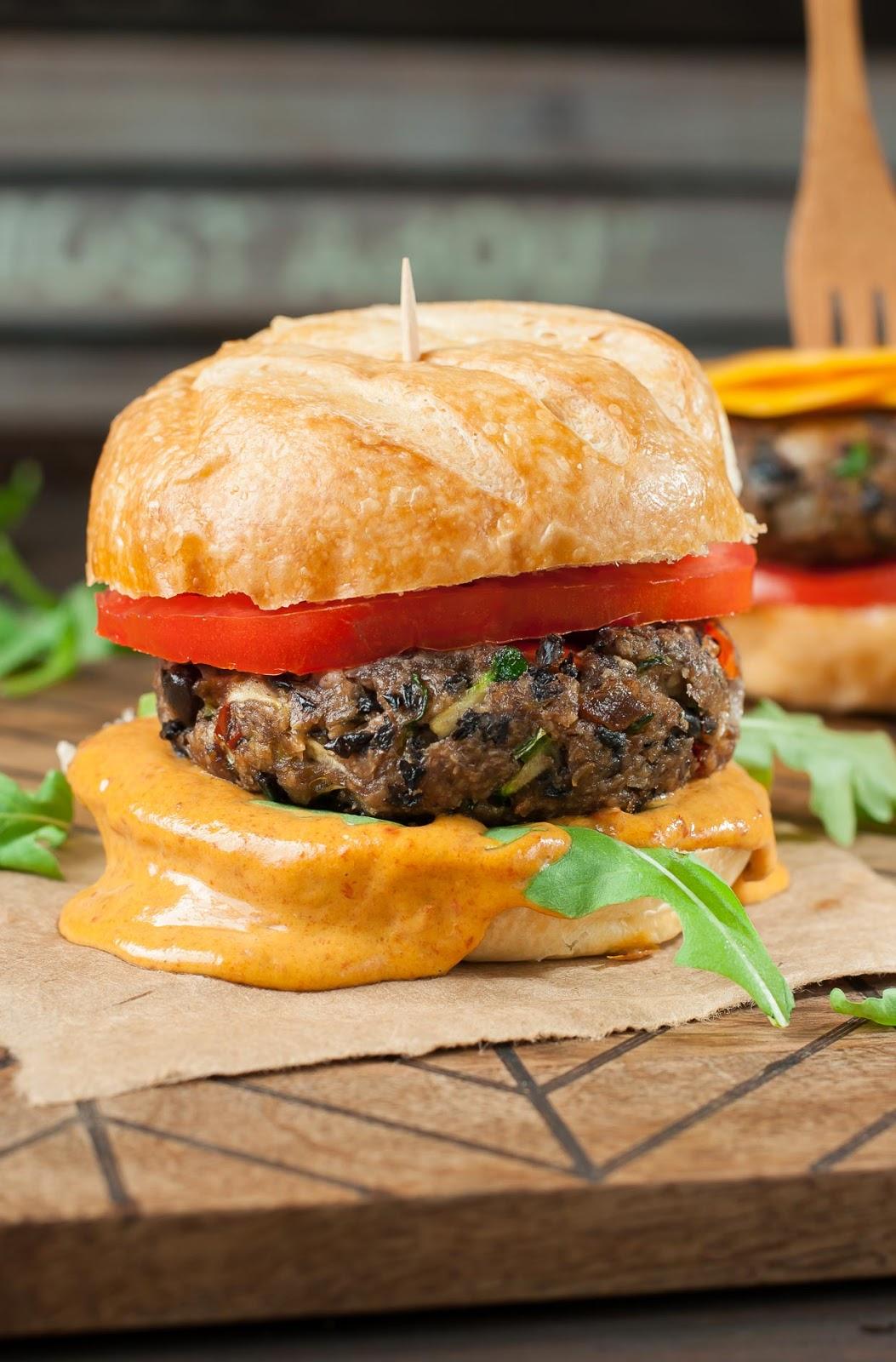 veggie burger ttfca