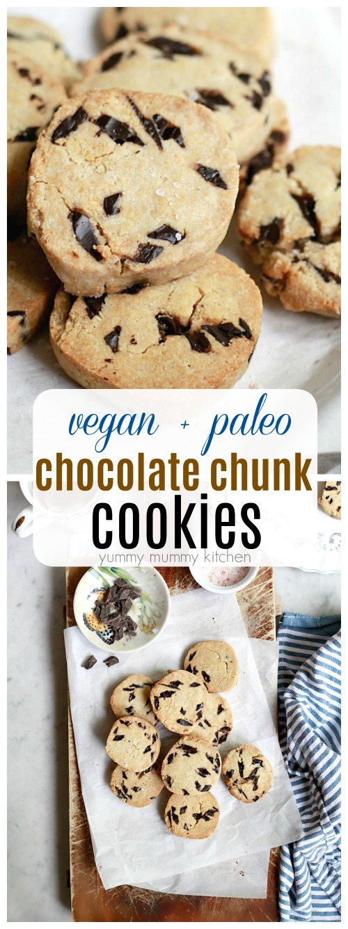 Vegan and Paleo Chocolate Chip Cookie Recipe