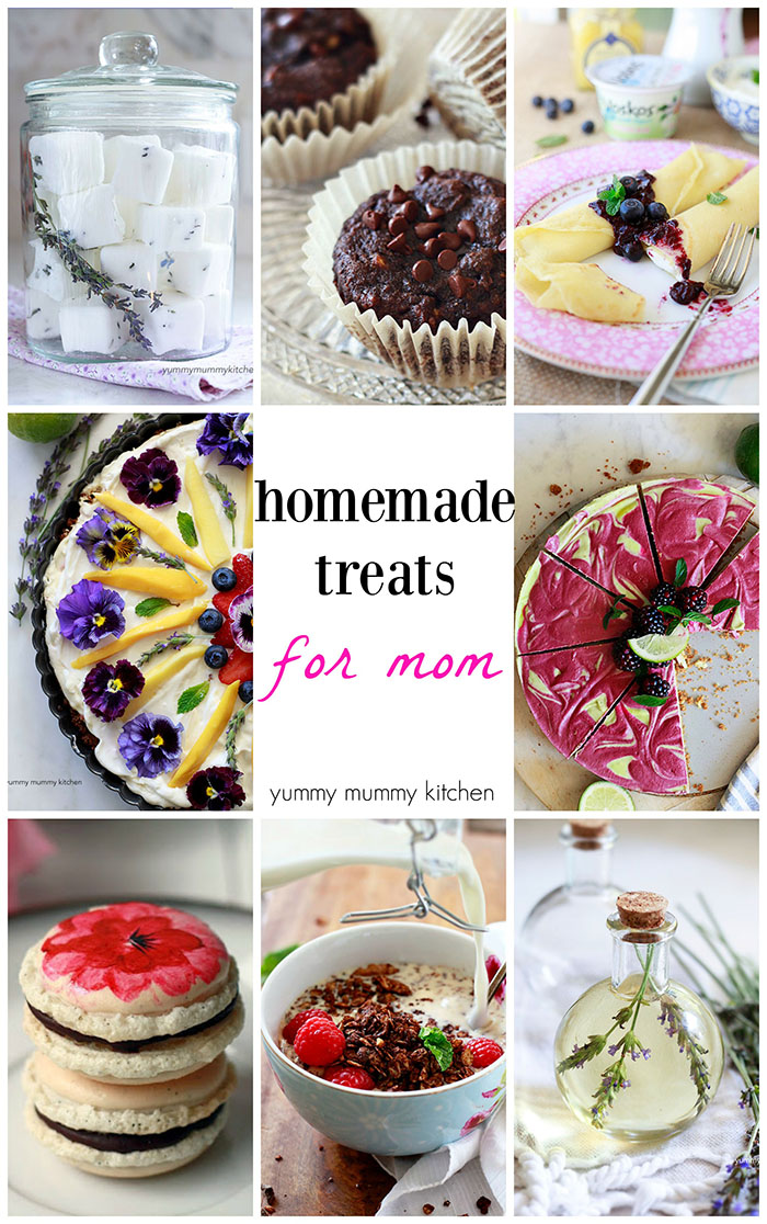 Mothers Day homemade gift ideas