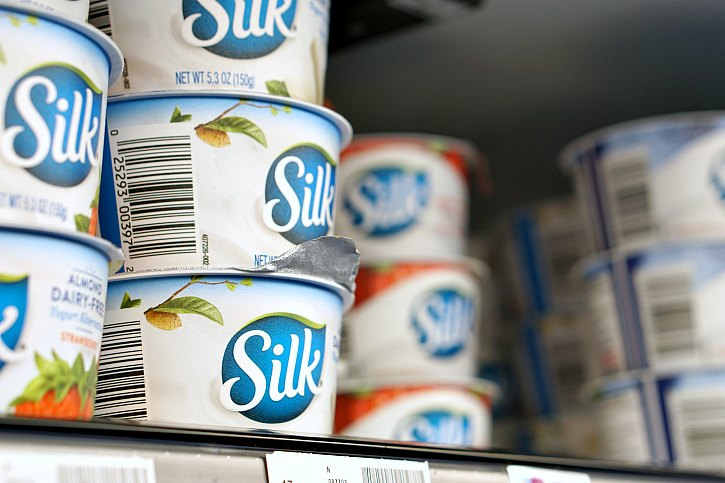 Silk Almondmilk Yogurt Alternative in Kroger