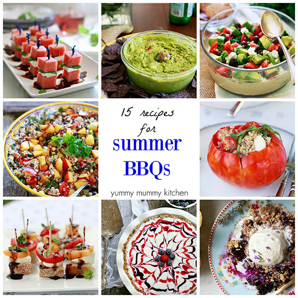 recipes to bring to summer BBQs