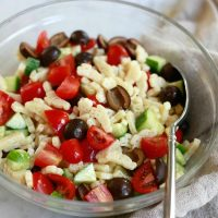 Pasta Salad for Kids