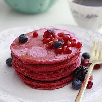 healthy beetroot pancake recipe