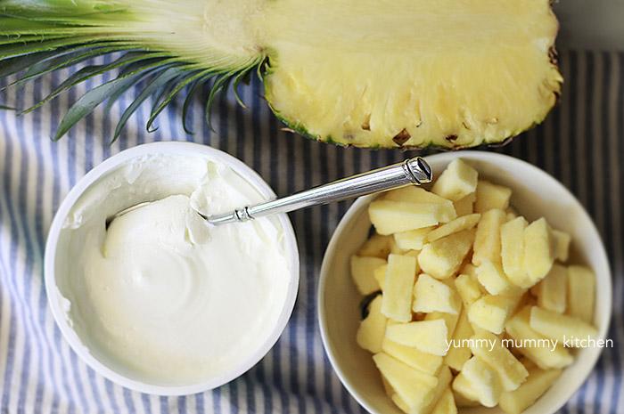 frozen yogurt recipe