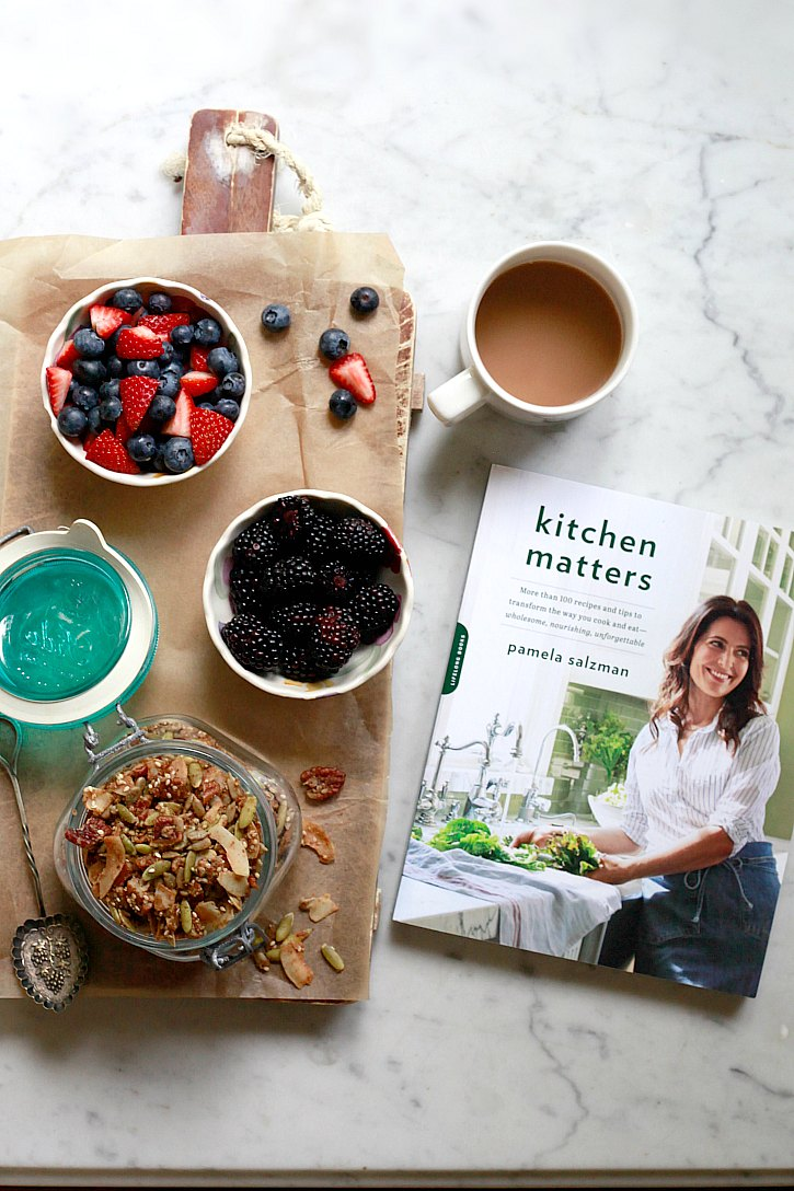 Grain free superseed granola this grain free superseed granola recipe from the kitchen matters cookbook is a healthful breakfast forumfinder