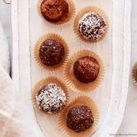 Cacao Almond Bliss Balls