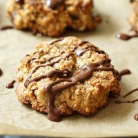 Oatmeal Peanut Butter Breakfast Cookies