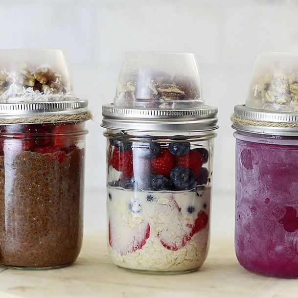 Make ahead mason jar breakfast recipes yummy mummy kitchen canning jars can also be found at craft stores like michaels and grocery stores i use them for all sorts of project from food storage to flower vases forumfinder Gallery
