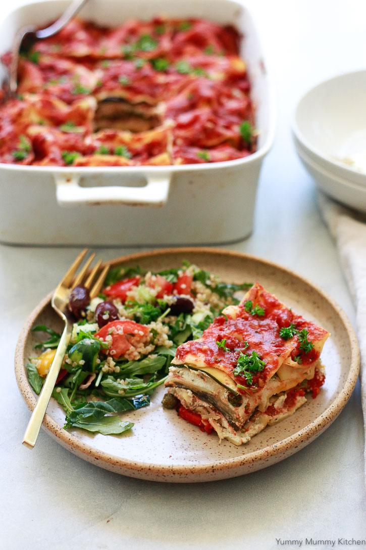 Best Vegan Lasagna