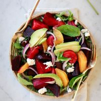 Oven Roasted Beets without Foil