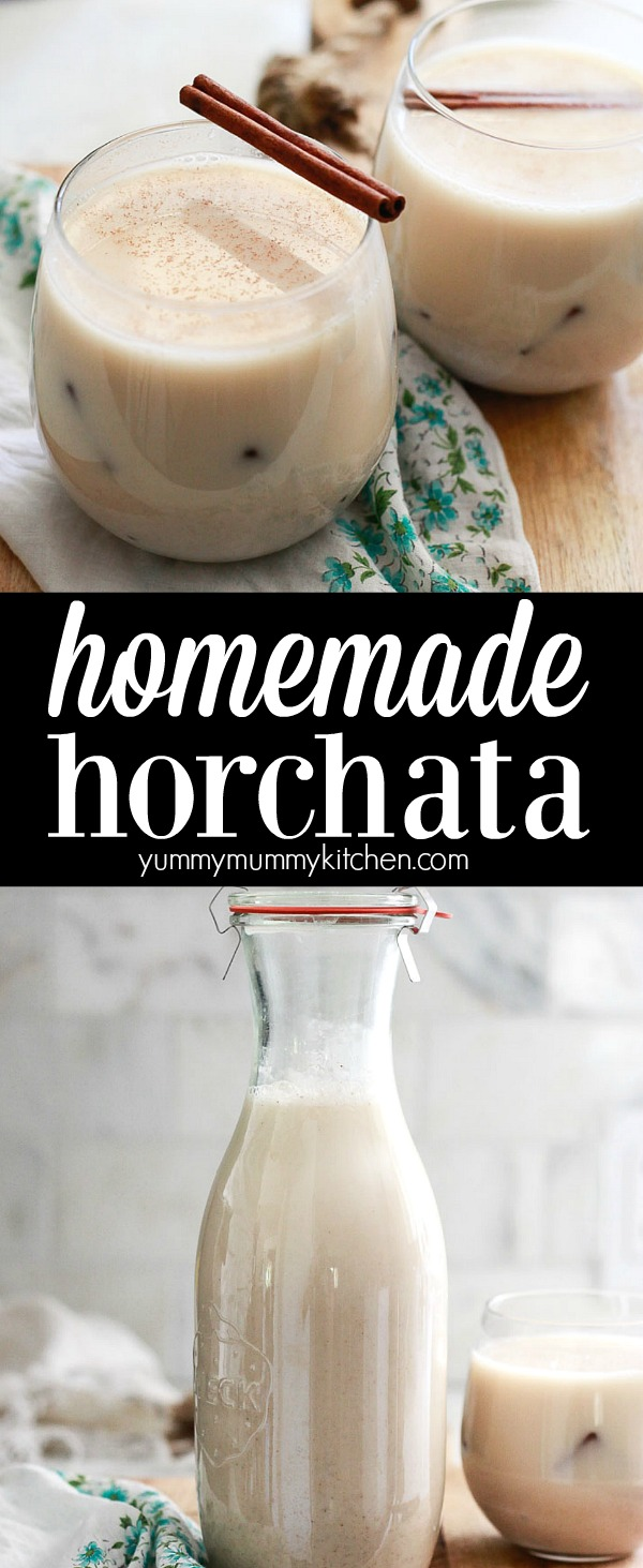 How to make horchata with rice dream