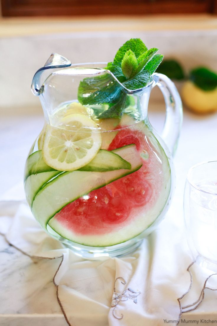 Detox Water Recipes For Weight Loss And