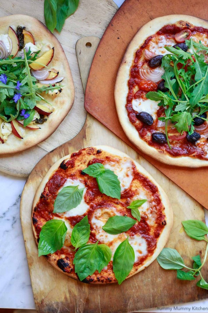 Pizza Dough Recipe - How to Make the Best Homemade Pizza Dough