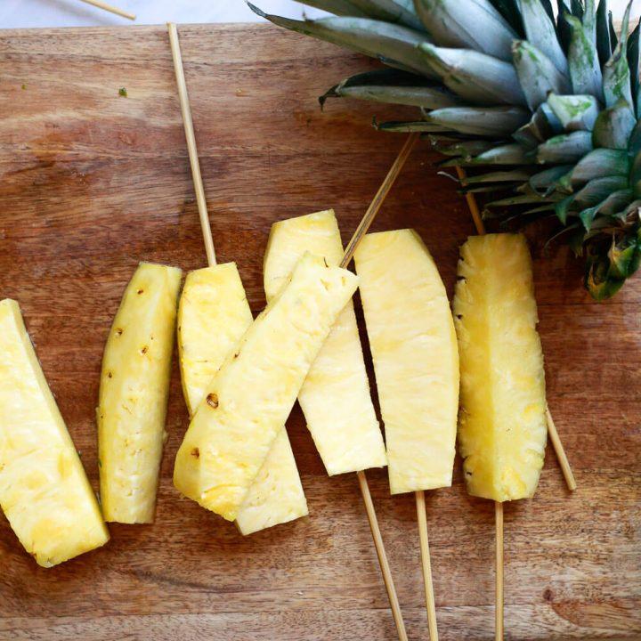 World Cuisine 10-Inch Pineapple Corer